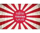 Japan-Allianz Fujitsu, Toshiba und Vaio