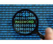 Lupe auf Passwort