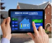 Tablet Temperatur Smart Home