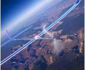 Modell einer Titan-Aerospace-Drohne