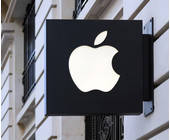 Apple Shop Logo