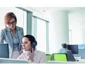Frauen im Office