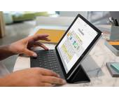 iPadPro mit Tastatur