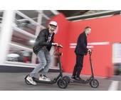 Vodafone unterstützt das Tretroller-Projekt
