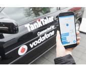 Vodafone und TankTaler vernetzen Autos