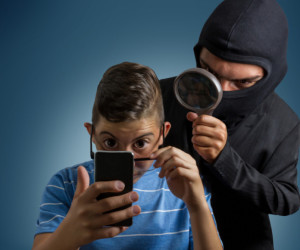 Smartphone-Spion