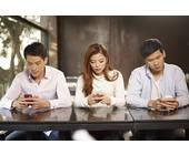 Hersteller aus China sind mit Smartphones erfolgreich