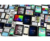 Smartphones und Tablets