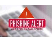 Phishing-Versuch