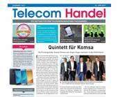 Cover der Telecom-Handel-Ausgabe 13-2017