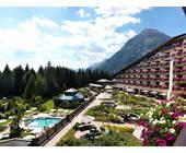 Das Interalpen-Hotel Tyrol