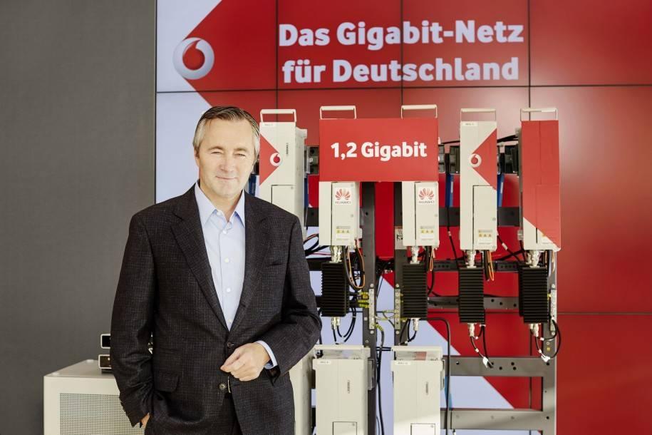 Vodafone weitet 500 MBit/s im Kabelnetz aus