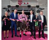 Eröffnung Flagship Store Telekom München