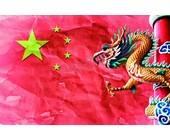 China-Drache