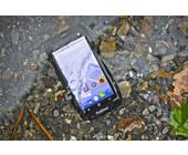 Outdoor-Smartphone von Ruggear