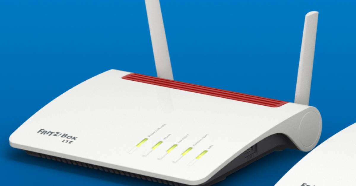 AVM zeigt neue Fritzbox 6890 LTE - telecom-handel.de