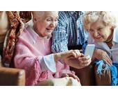 Senioren nutzen immer mehr Smartphones