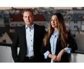 Martin Gaitzenauer und Andreja Majer