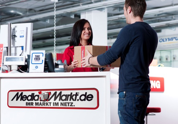 Click & Collect bei Media Markt