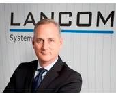Lancom-Geschäftsführer Stefan Herrlich