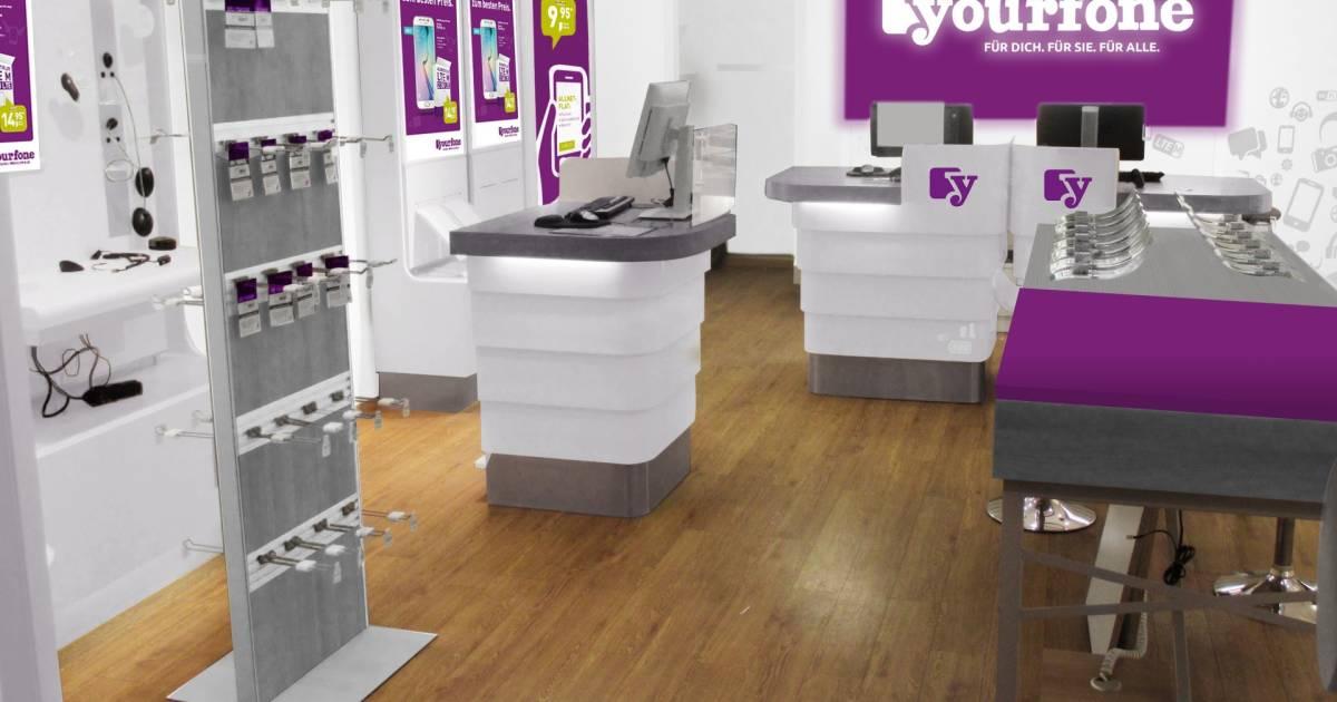 drillisch verkauft yourfone shop gmbh telecom. Black Bedroom Furniture Sets. Home Design Ideas