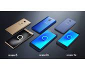 Alcatel kündigt eine neue Produktpalette an