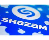 Shazam und Apple