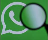 WhatsApp unter der Lupe