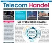 Cover der Telecom-Handel-Ausgabe 09/18