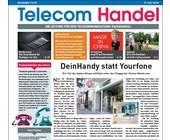 Cover der Telecom-Handel-Ausgabe 14/18