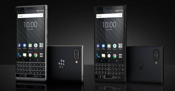 Der Blackberry Key2