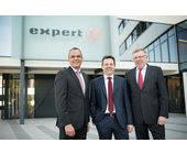 Der Expert-Vorstand zeigte sich zufrieden