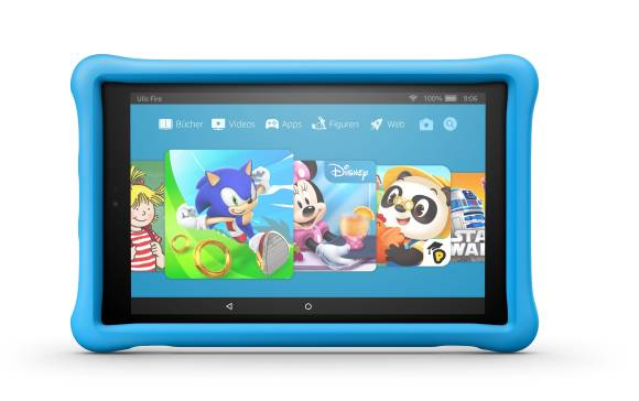 Das Amazon Fire HD 10 Kids Edition