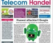 Cover der Telecom-Handel-Ausgabe 05-2020