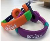 Die Scout-Kopfhörer