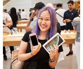 Apple dominiert das Highend-Segment